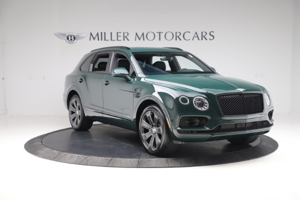 New 2020 Bentley Bentayga V8 Design Series for sale $223,015 at Rolls-Royce Motor Cars Greenwich in Greenwich CT 06830 11