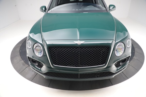 New 2020 Bentley Bentayga V8 Design Series for sale $223,015 at Rolls-Royce Motor Cars Greenwich in Greenwich CT 06830 13