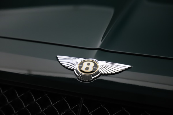 New 2020 Bentley Bentayga V8 Design Series for sale $223,015 at Rolls-Royce Motor Cars Greenwich in Greenwich CT 06830 14