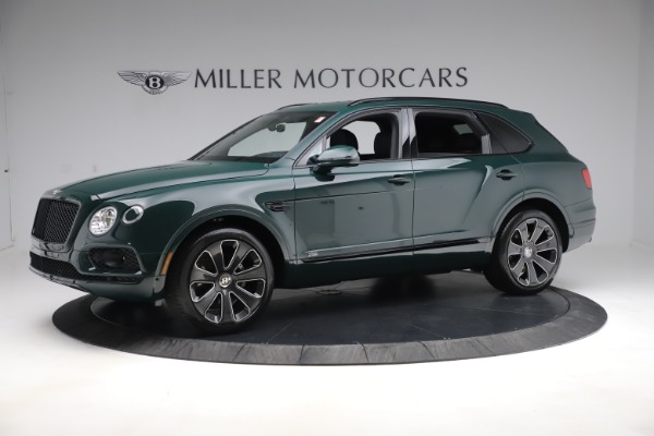 New 2020 Bentley Bentayga V8 Design Series for sale $223,015 at Rolls-Royce Motor Cars Greenwich in Greenwich CT 06830 2