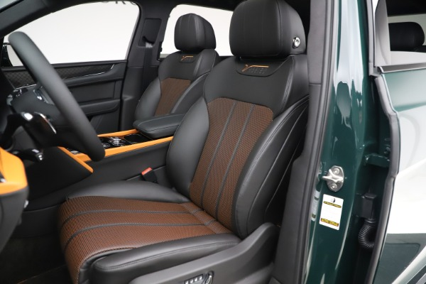 New 2020 Bentley Bentayga V8 Design Series for sale $223,015 at Rolls-Royce Motor Cars Greenwich in Greenwich CT 06830 20
