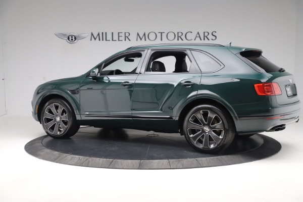 New 2020 Bentley Bentayga V8 Design Series for sale $223,015 at Rolls-Royce Motor Cars Greenwich in Greenwich CT 06830 4