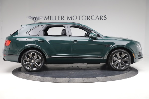 New 2020 Bentley Bentayga V8 Design Series for sale $223,015 at Rolls-Royce Motor Cars Greenwich in Greenwich CT 06830 9