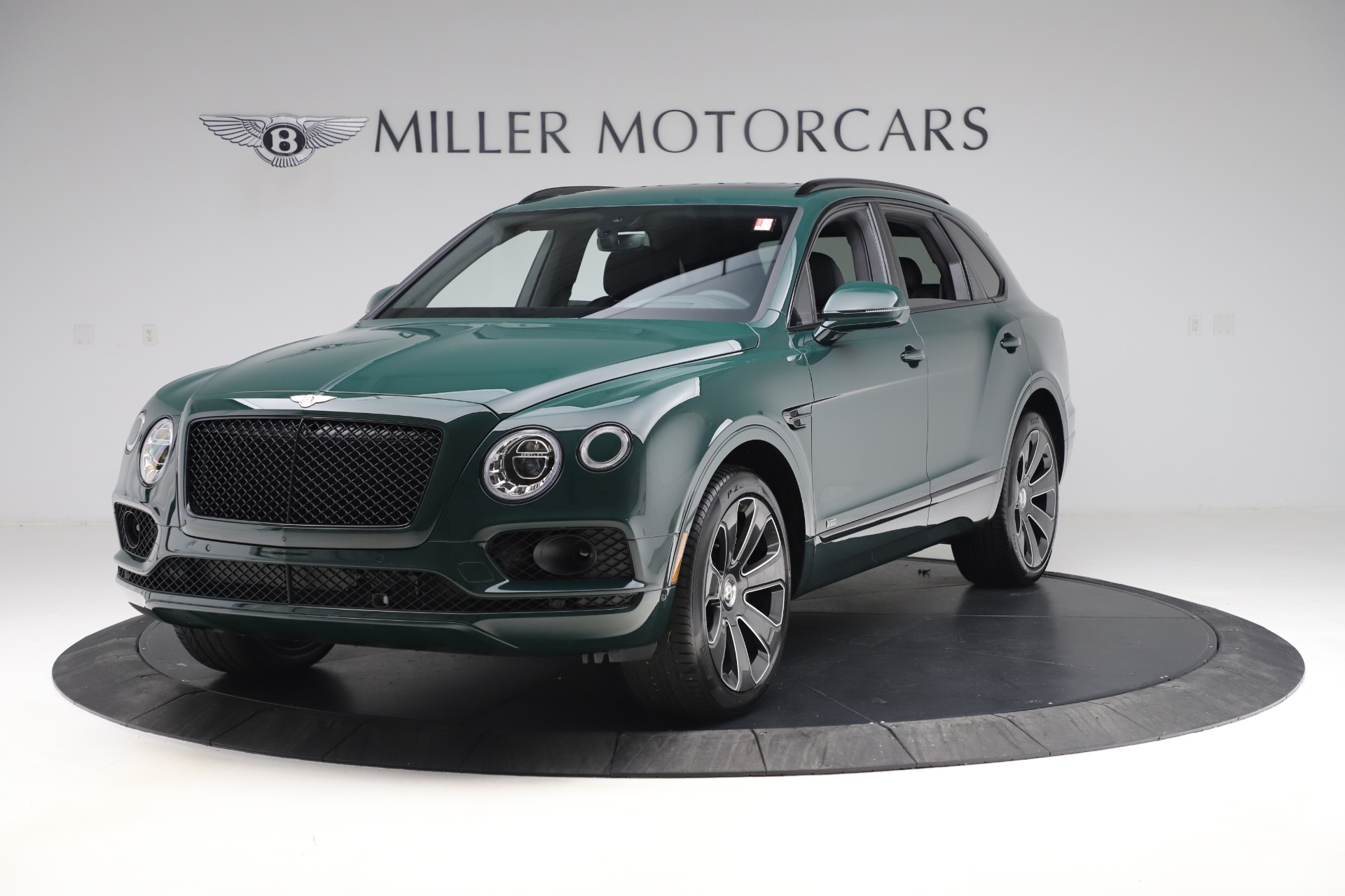 New 2020 Bentley Bentayga V8 Design Series for sale $223,015 at Rolls-Royce Motor Cars Greenwich in Greenwich CT 06830 1