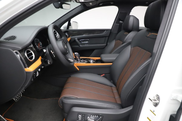 New 2020 Bentley Bentayga V8 Design Series for sale $216,860 at Rolls-Royce Motor Cars Greenwich in Greenwich CT 06830 18