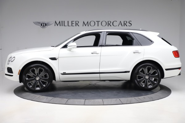 New 2020 Bentley Bentayga V8 Design Series for sale $216,860 at Rolls-Royce Motor Cars Greenwich in Greenwich CT 06830 3