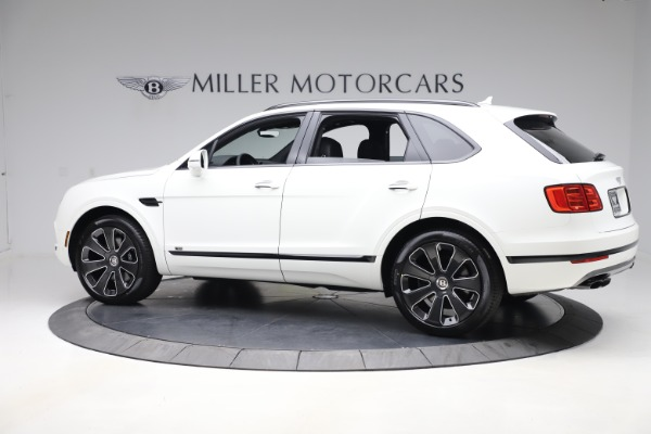 New 2020 Bentley Bentayga V8 Design Series for sale $216,860 at Rolls-Royce Motor Cars Greenwich in Greenwich CT 06830 4