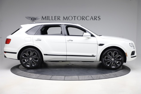New 2020 Bentley Bentayga V8 Design Series for sale $216,860 at Rolls-Royce Motor Cars Greenwich in Greenwich CT 06830 9