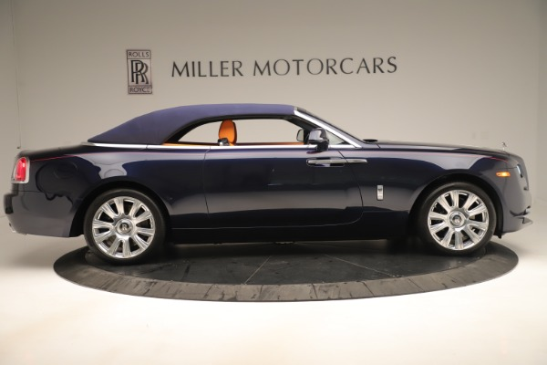 Used 2016 Rolls-Royce Dawn for sale Sold at Rolls-Royce Motor Cars Greenwich in Greenwich CT 06830 14