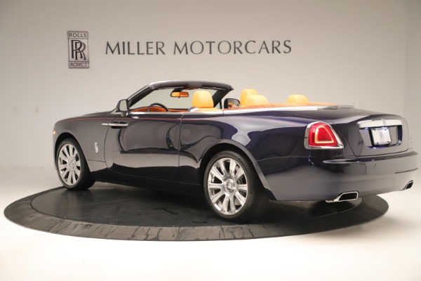 Used 2016 Rolls-Royce Dawn for sale Sold at Rolls-Royce Motor Cars Greenwich in Greenwich CT 06830 4