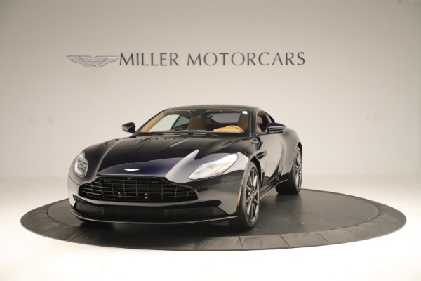 Used 2017 Aston Martin DB11 Launch Edition for sale Sold at Rolls-Royce Motor Cars Greenwich in Greenwich CT 06830 11