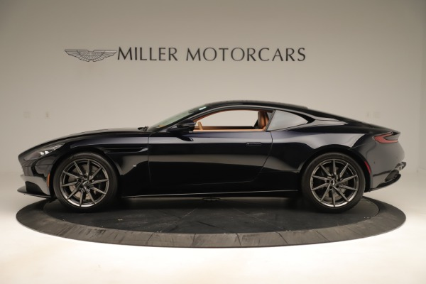 Used 2017 Aston Martin DB11 Launch Edition for sale Sold at Rolls-Royce Motor Cars Greenwich in Greenwich CT 06830 2