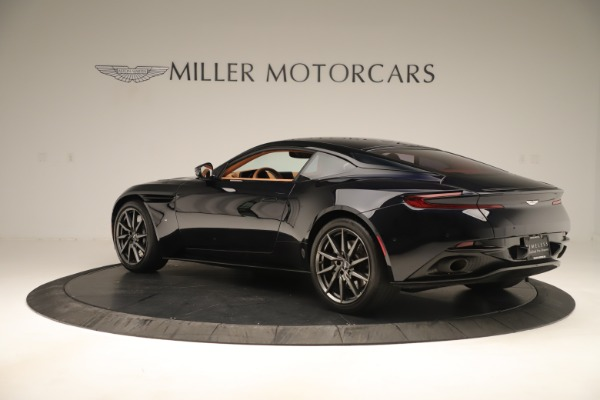 Used 2017 Aston Martin DB11 Launch Edition for sale Sold at Rolls-Royce Motor Cars Greenwich in Greenwich CT 06830 3