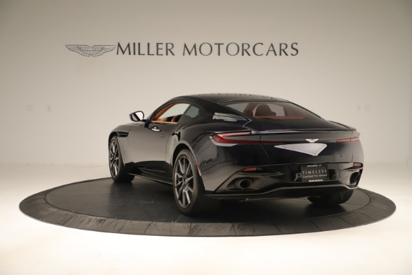 Used 2017 Aston Martin DB11 Launch Edition for sale Sold at Rolls-Royce Motor Cars Greenwich in Greenwich CT 06830 4