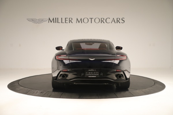 Used 2017 Aston Martin DB11 Launch Edition for sale Sold at Rolls-Royce Motor Cars Greenwich in Greenwich CT 06830 5