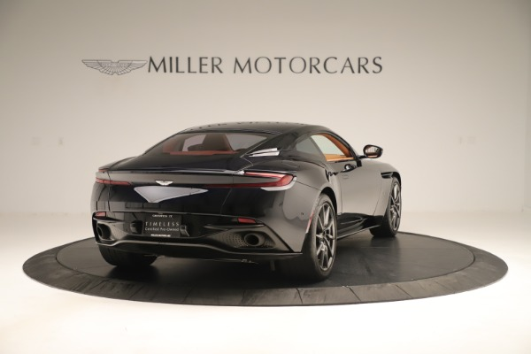 Used 2017 Aston Martin DB11 Launch Edition for sale Sold at Rolls-Royce Motor Cars Greenwich in Greenwich CT 06830 6