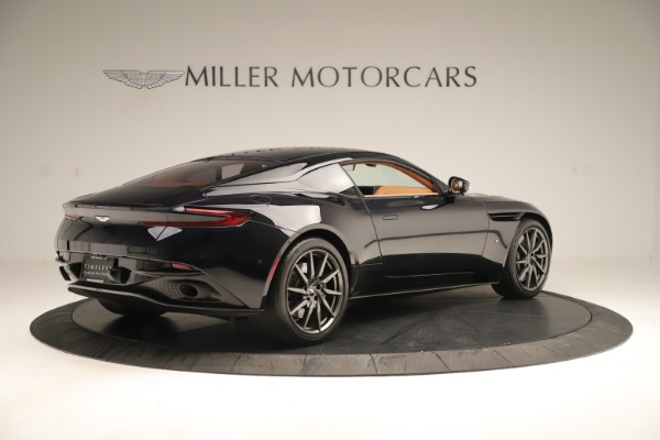 Used 2017 Aston Martin DB11 Launch Edition for sale Sold at Rolls-Royce Motor Cars Greenwich in Greenwich CT 06830 7