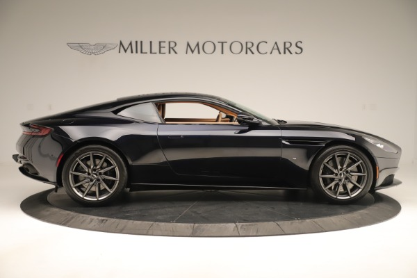 Used 2017 Aston Martin DB11 Launch Edition for sale Sold at Rolls-Royce Motor Cars Greenwich in Greenwich CT 06830 8
