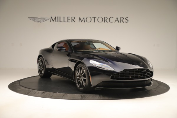 Used 2017 Aston Martin DB11 Launch Edition for sale Sold at Rolls-Royce Motor Cars Greenwich in Greenwich CT 06830 9