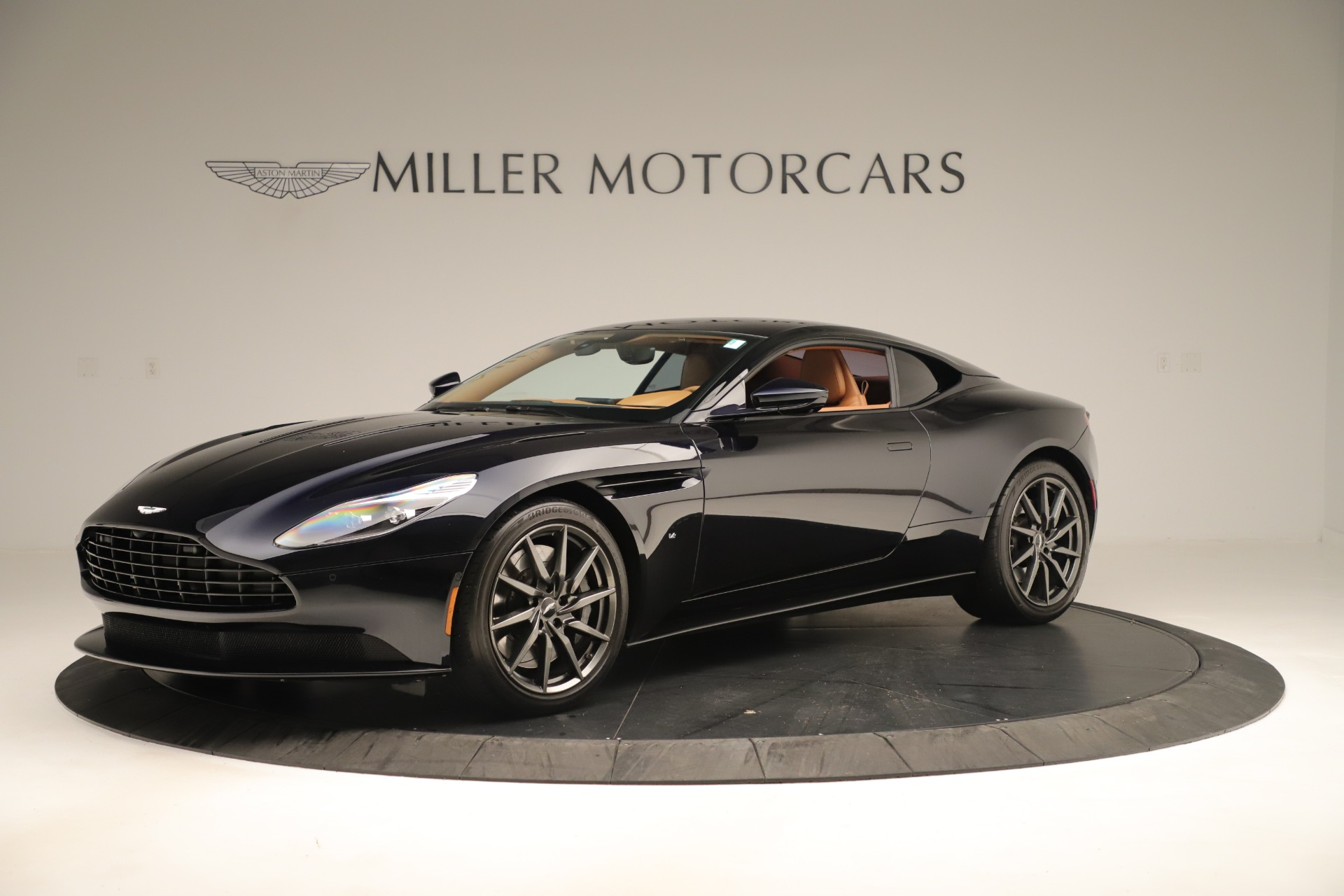 Used 2017 Aston Martin DB11 Launch Edition for sale Sold at Rolls-Royce Motor Cars Greenwich in Greenwich CT 06830 1