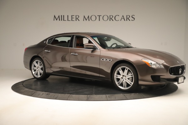 Used 2014 Maserati Quattroporte S Q4 for sale Sold at Rolls-Royce Motor Cars Greenwich in Greenwich CT 06830 10