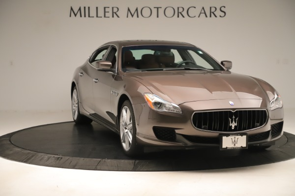 Used 2014 Maserati Quattroporte S Q4 for sale Sold at Rolls-Royce Motor Cars Greenwich in Greenwich CT 06830 11