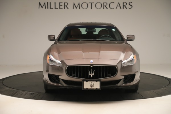 Used 2014 Maserati Quattroporte S Q4 for sale Sold at Rolls-Royce Motor Cars Greenwich in Greenwich CT 06830 12