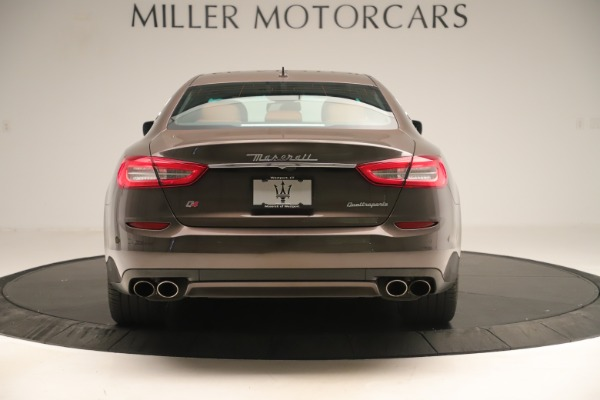 Used 2014 Maserati Quattroporte S Q4 for sale Sold at Rolls-Royce Motor Cars Greenwich in Greenwich CT 06830 6