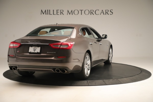 Used 2014 Maserati Quattroporte S Q4 for sale Sold at Rolls-Royce Motor Cars Greenwich in Greenwich CT 06830 7