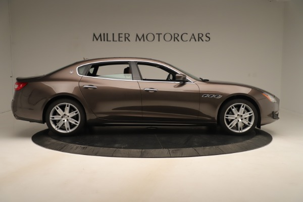 Used 2014 Maserati Quattroporte S Q4 for sale Sold at Rolls-Royce Motor Cars Greenwich in Greenwich CT 06830 9