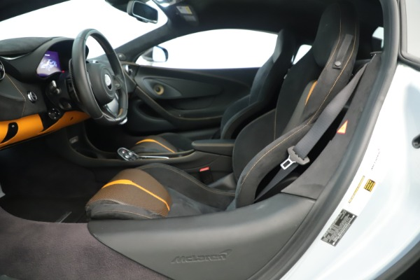 Used 2016 McLaren 570S Coupe for sale Sold at Rolls-Royce Motor Cars Greenwich in Greenwich CT 06830 14