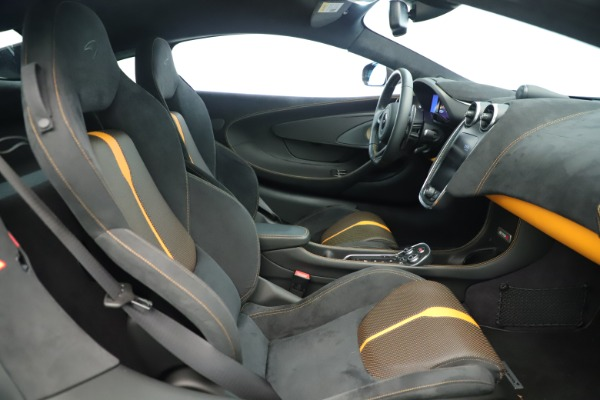 Used 2016 McLaren 570S Coupe for sale Sold at Rolls-Royce Motor Cars Greenwich in Greenwich CT 06830 17