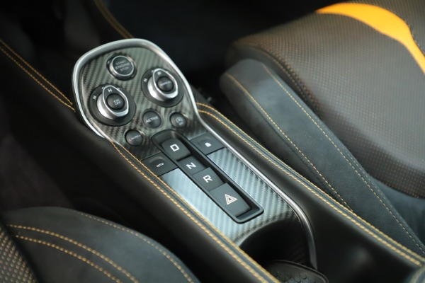 Used 2016 McLaren 570S Coupe for sale Sold at Rolls-Royce Motor Cars Greenwich in Greenwich CT 06830 21