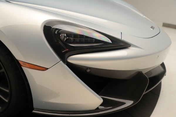 Used 2016 McLaren 570S Coupe for sale Sold at Rolls-Royce Motor Cars Greenwich in Greenwich CT 06830 24
