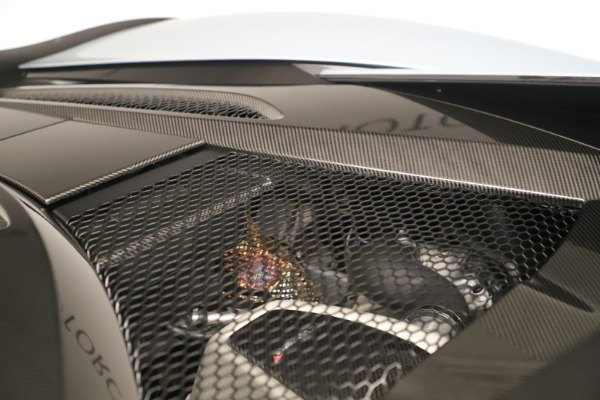 Used 2016 McLaren 570S Coupe for sale Sold at Rolls-Royce Motor Cars Greenwich in Greenwich CT 06830 26