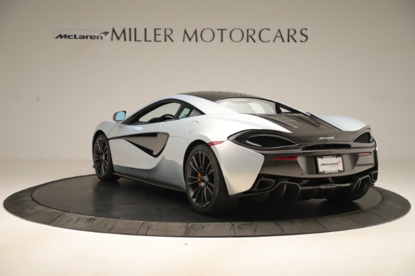 Used 2016 McLaren 570S Coupe for sale Sold at Rolls-Royce Motor Cars Greenwich in Greenwich CT 06830 4