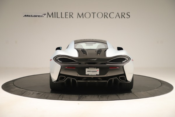 Used 2016 McLaren 570S Coupe for sale Sold at Rolls-Royce Motor Cars Greenwich in Greenwich CT 06830 5