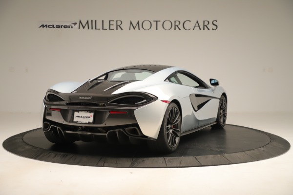 Used 2016 McLaren 570S Coupe for sale Sold at Rolls-Royce Motor Cars Greenwich in Greenwich CT 06830 6
