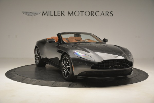 Used 2019 Aston Martin DB11 V8 Volante for sale Sold at Rolls-Royce Motor Cars Greenwich in Greenwich CT 06830 10