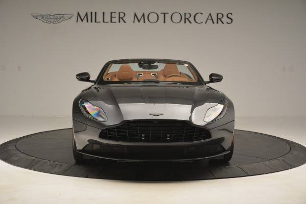 Used 2019 Aston Martin DB11 V8 Volante for sale Sold at Rolls-Royce Motor Cars Greenwich in Greenwich CT 06830 11
