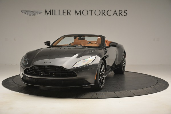 Used 2019 Aston Martin DB11 V8 Volante for sale Sold at Rolls-Royce Motor Cars Greenwich in Greenwich CT 06830 12