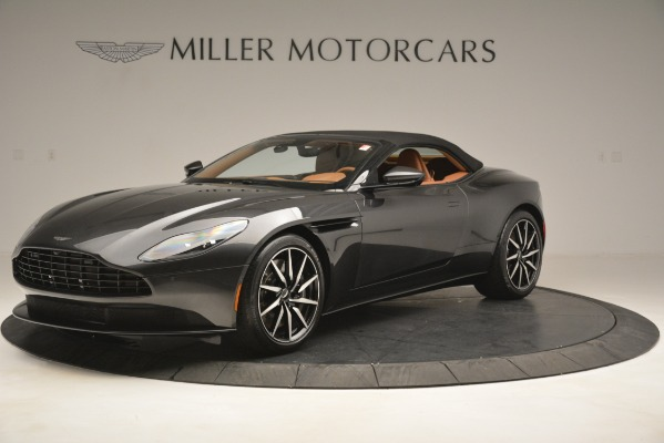 Used 2019 Aston Martin DB11 V8 Volante for sale Sold at Rolls-Royce Motor Cars Greenwich in Greenwich CT 06830 13