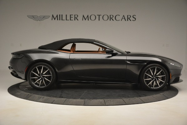 Used 2019 Aston Martin DB11 V8 Volante for sale Sold at Rolls-Royce Motor Cars Greenwich in Greenwich CT 06830 15