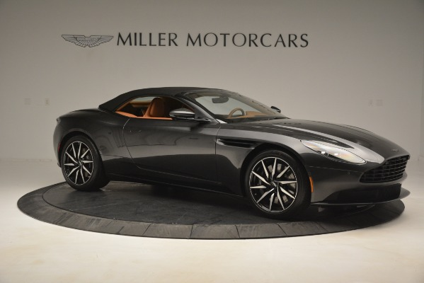 Used 2019 Aston Martin DB11 V8 Volante for sale Sold at Rolls-Royce Motor Cars Greenwich in Greenwich CT 06830 16