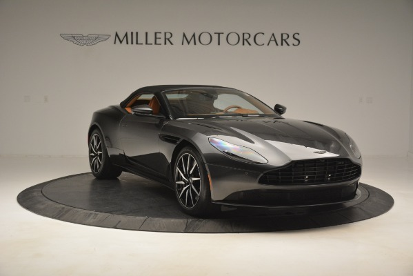 Used 2019 Aston Martin DB11 V8 Volante for sale Sold at Rolls-Royce Motor Cars Greenwich in Greenwich CT 06830 17