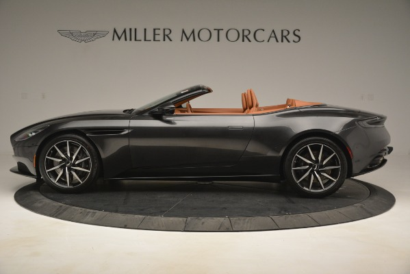 Used 2019 Aston Martin DB11 V8 Volante for sale Sold at Rolls-Royce Motor Cars Greenwich in Greenwich CT 06830 2