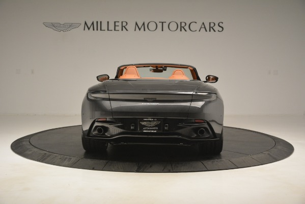 Used 2019 Aston Martin DB11 V8 Volante for sale Sold at Rolls-Royce Motor Cars Greenwich in Greenwich CT 06830 5