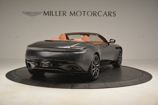 Used 2019 Aston Martin DB11 V8 Volante for sale Sold at Rolls-Royce Motor Cars Greenwich in Greenwich CT 06830 6