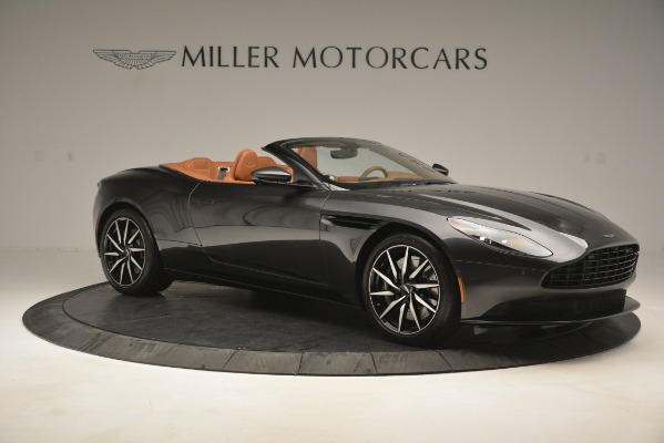 Used 2019 Aston Martin DB11 V8 Volante for sale Sold at Rolls-Royce Motor Cars Greenwich in Greenwich CT 06830 9