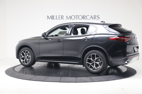 New 2019 Alfa Romeo Stelvio Ti Q4 for sale Sold at Rolls-Royce Motor Cars Greenwich in Greenwich CT 06830 4